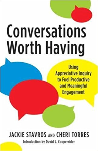 "My three favorite resources on ""getting to know"" Appreciative Inquiry"